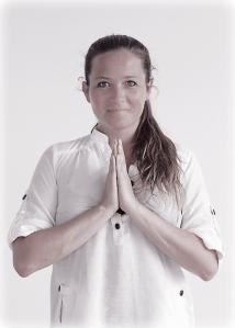 Yogajordemoder Camilla Lund Sørensen