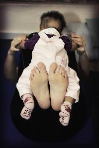 Yoga efter fødsel