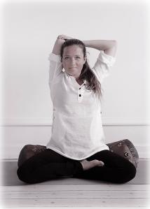 Yogalærer Camilla
